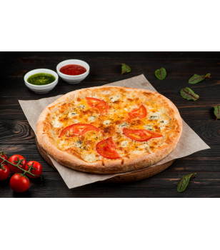 Піца 4 сиру